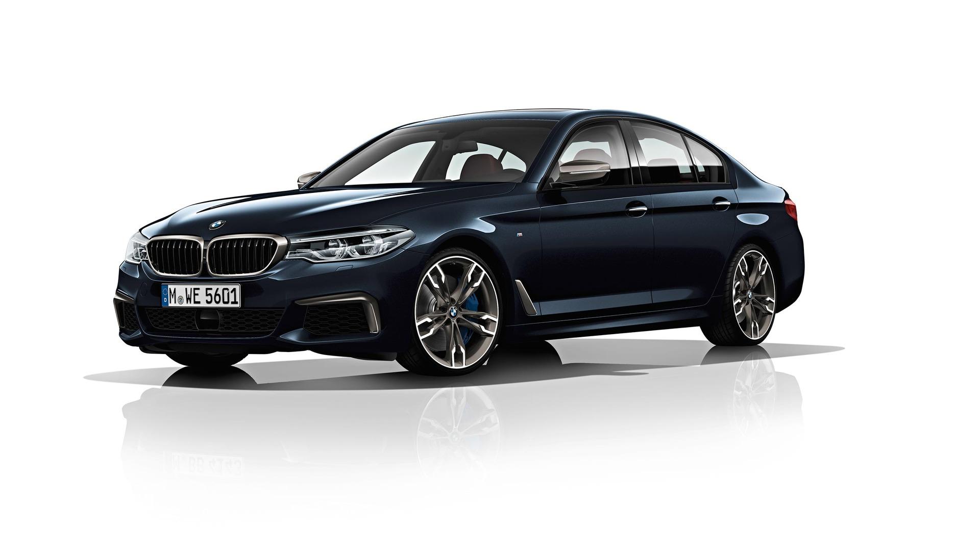 El BMW Serie 5 Touring 2017 Se Presentará En Sociedad En Ginebra