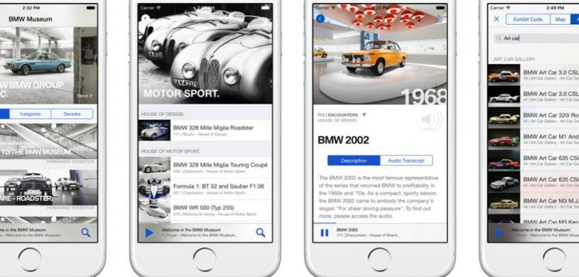 App Museo BMW 4