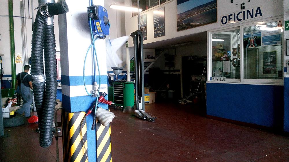 Otman glaoui nuestro taller ista en alcorc n red ista - Talleres cano madrid ...