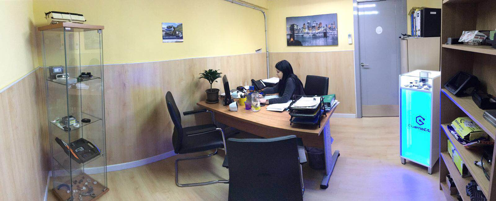 Oficina Guemacar