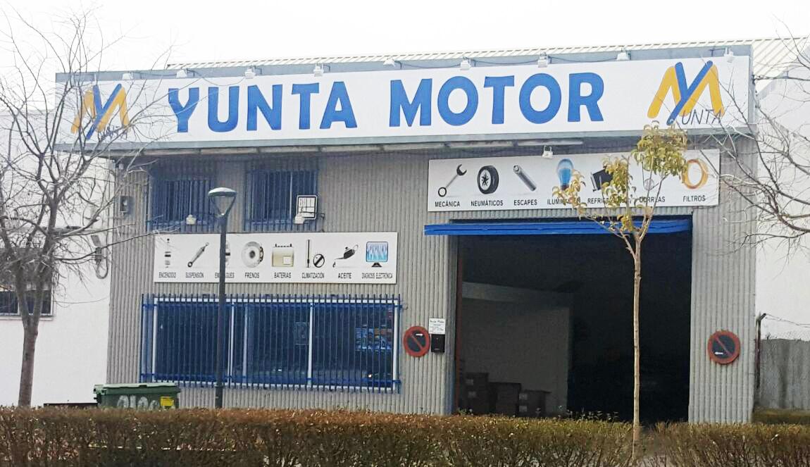 Yunta Motor, Nuevo Asociado ISTA En Tarancón (Cuenca)