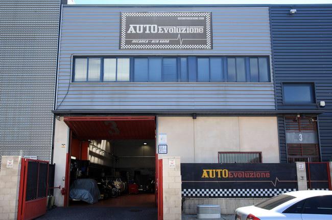 Talleres Autoevoluzione, Nuevo Asociado ISTA En La Zona De Villaverde (Madrid)