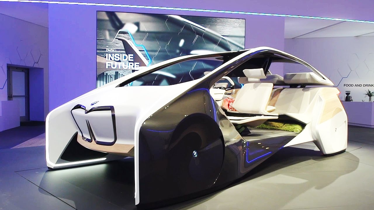 Bmw I Inside Future Sculpture 00