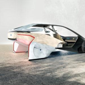 Bmw I Inside Future Sculpture 01