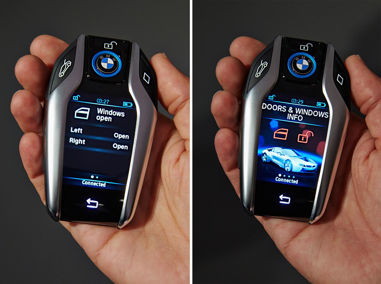 BMW Y Su Espectacular Llave Inteligente Que No Solo Servirá Para Abrir Y Cerrar Puertas