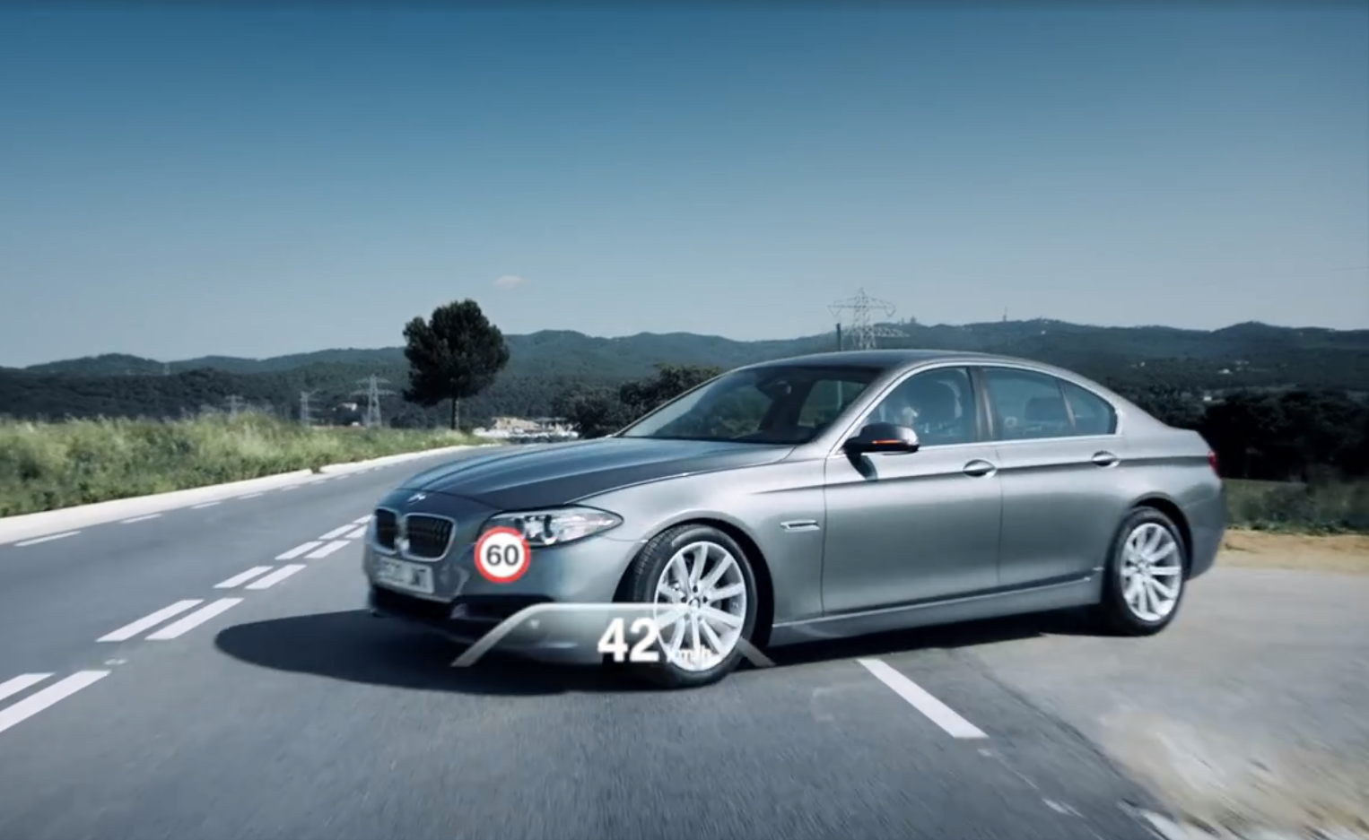 El nuevo BMW Serie 5 2017 contará con tecnología de conducción semi-autónoma