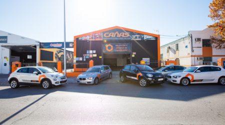 Talleres Cañas, Nuevo Asociado ISTA En Jaén
