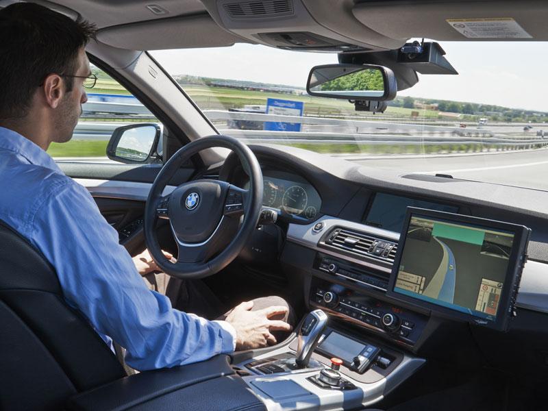 España Aprueba La Circulación De Coches Autónomos En Sus Carreteras
