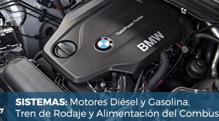 """Próximo Curso: """"Sistemas: Motores Diésel Y Gasolina, Tren De Rodaje Y Alimenación Del Combustible"""""""