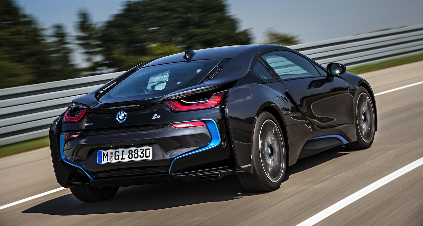 BMW i8: El automóvil más desarrollado del mercado
