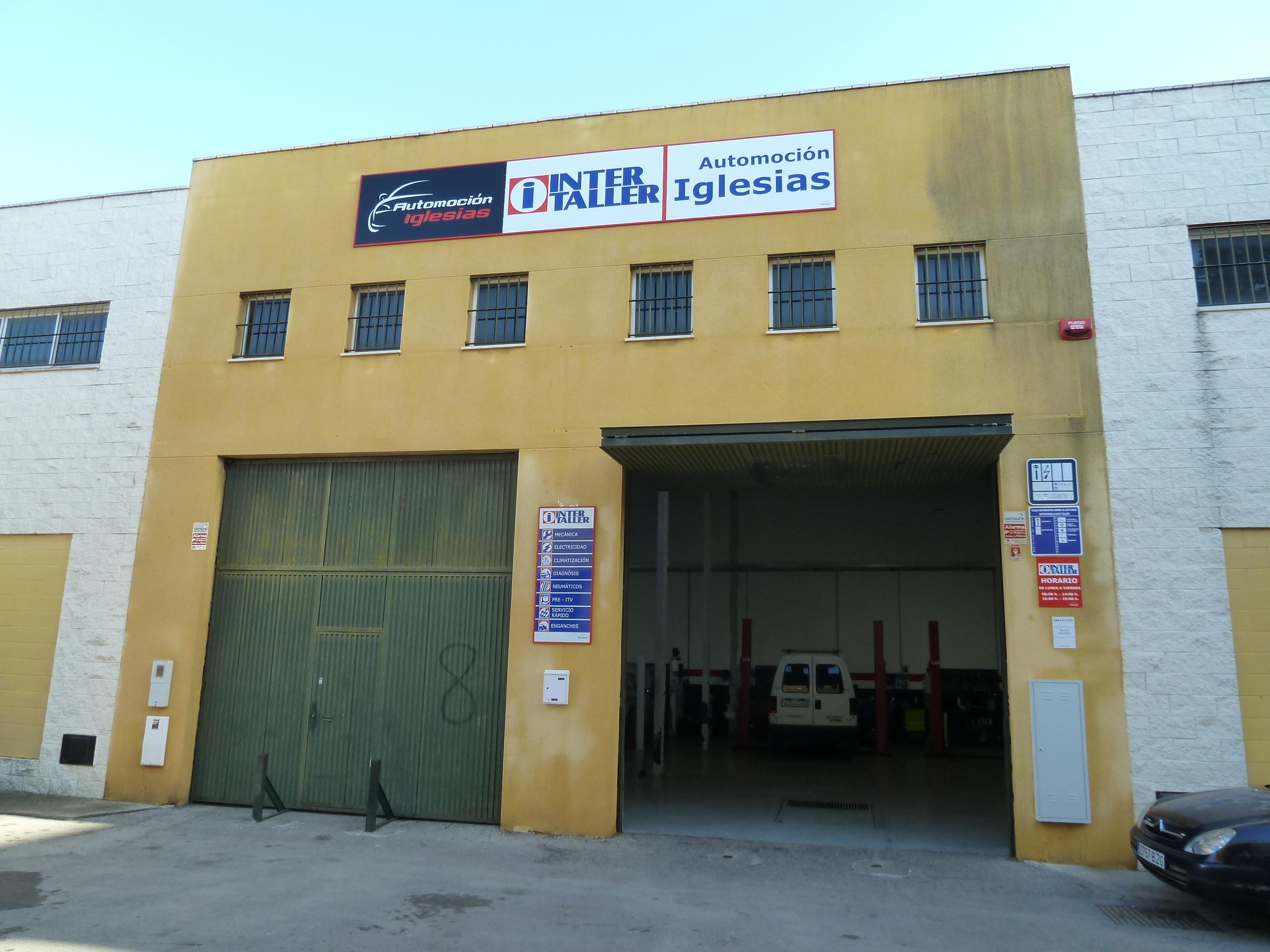 Nuevo Asociado ISTA En Jerez De La Frontera: Automoción Iglesias