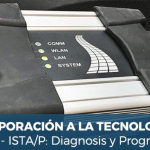 Incorporación A La Tecnología: ISTA/D – ISTA/P Diagnosis Y Programación Básica, El Próximo Curso De Formación