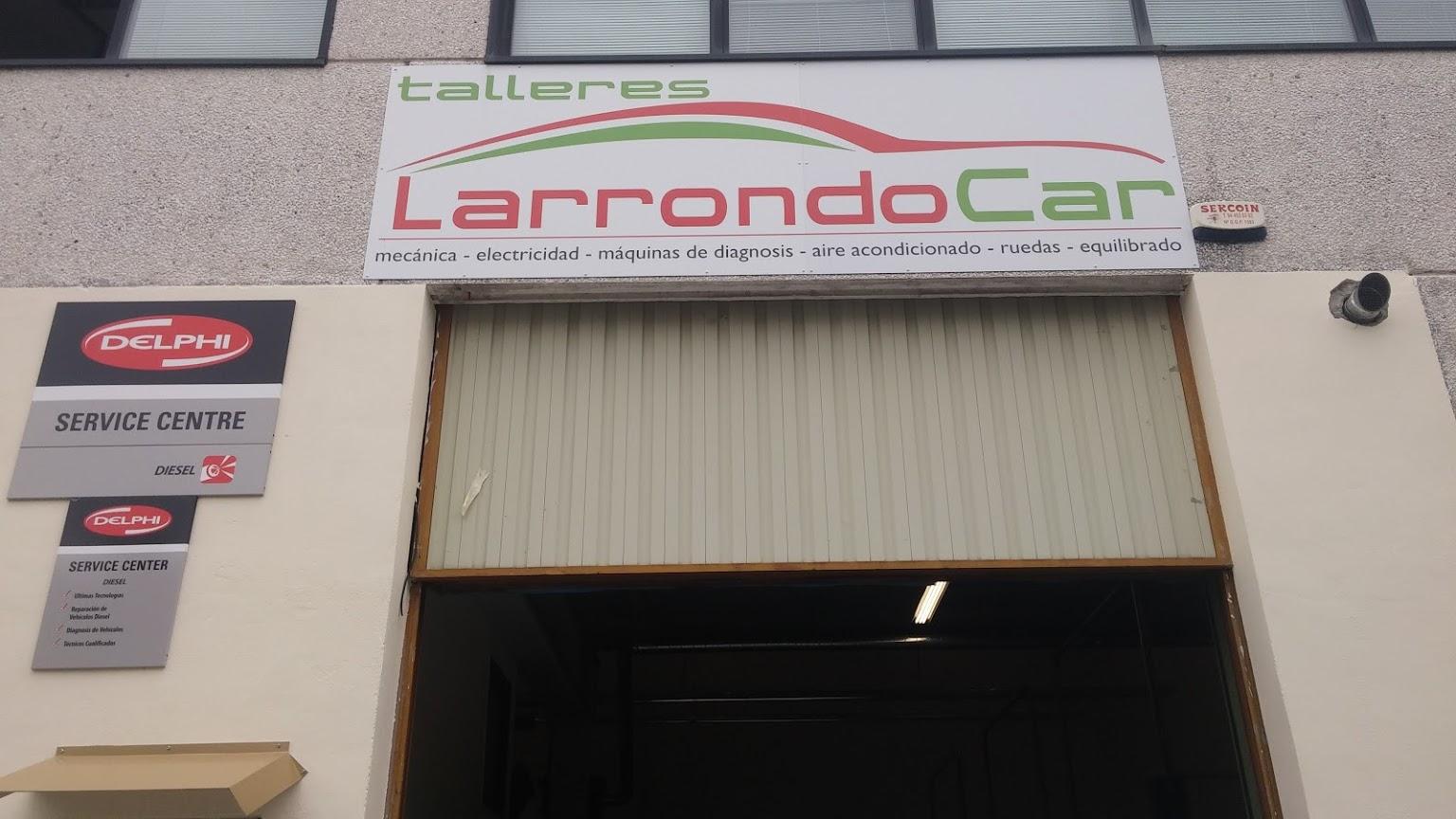 LarrondoCar Es Nuestro Nuevo Asociado En Loiu (Bizkaia)