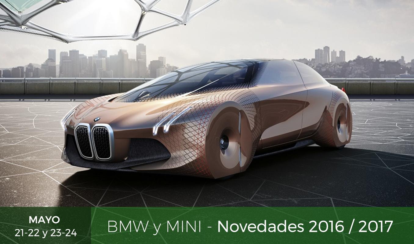 Curso BMW Y MINI: Novedades 2016/2017