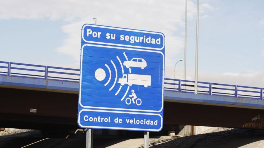 Primer Radar Tramo Urbano Madrid