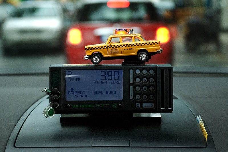 Qué Pagamos Cuando Subimos A Un Taxi