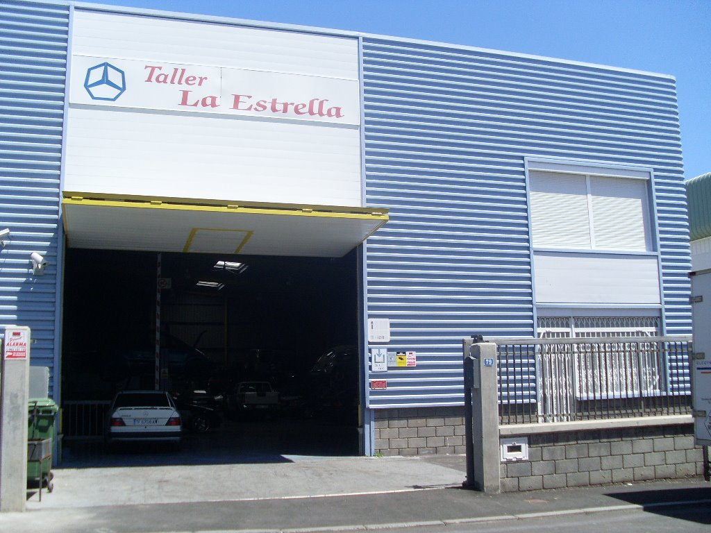 Taller Estrella es nuestro nuevo asociado en Tenerife