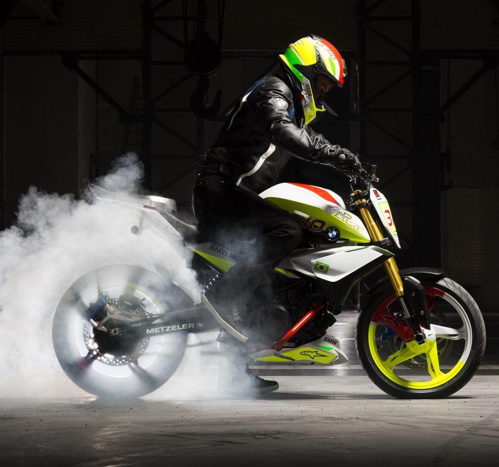 BMW Concept Stunt G310 03