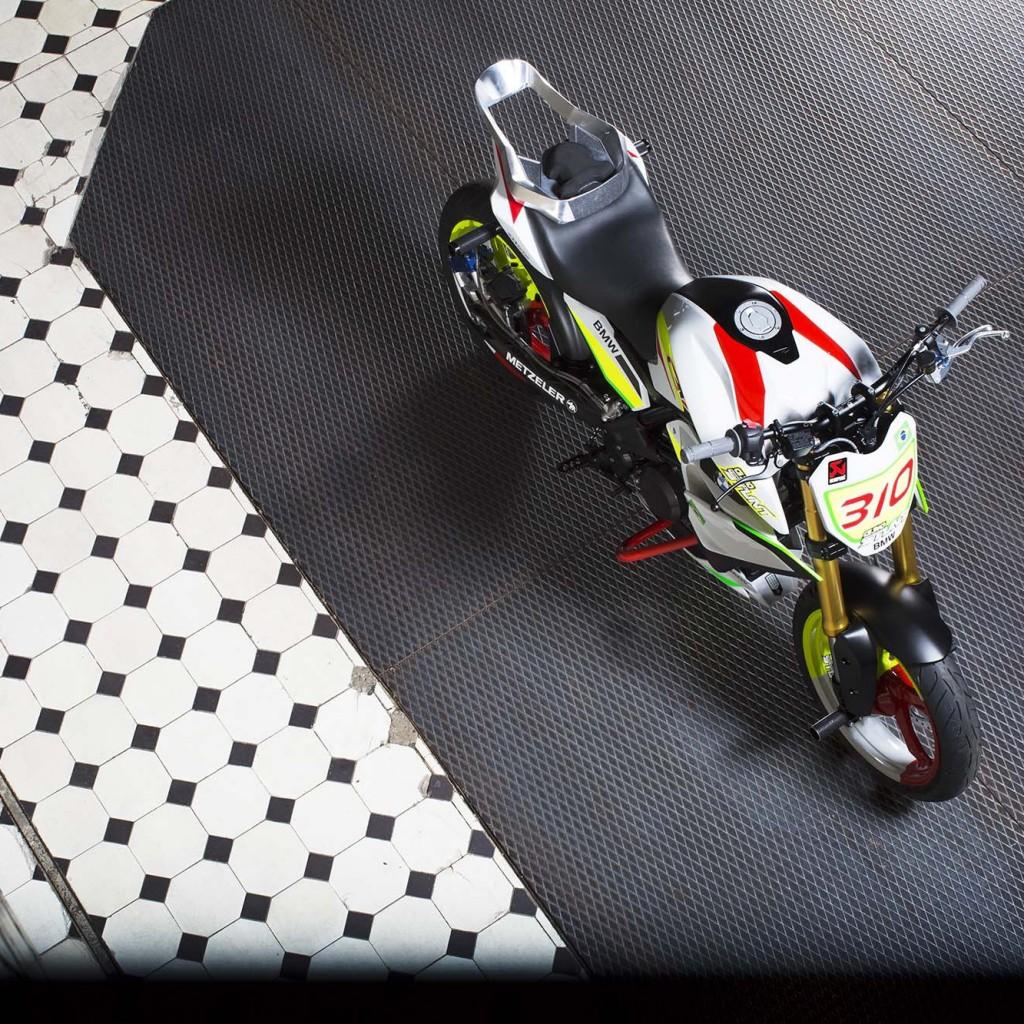 BMW Concept Stunt G310 06