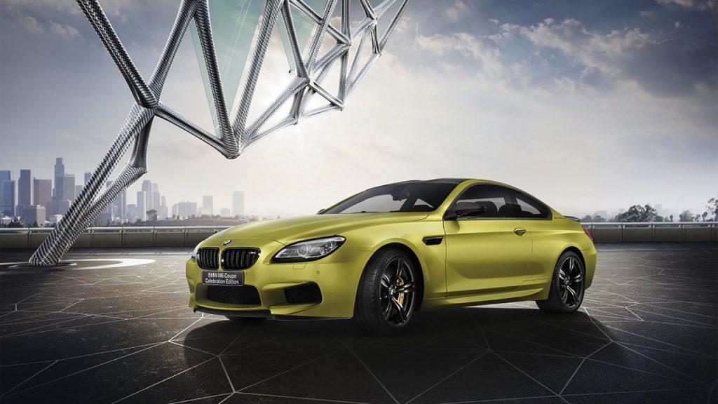 BMW M6 Celebration Edition - 01