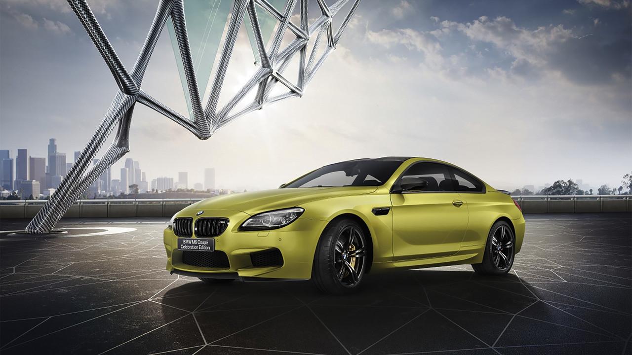 BMW M6 Coupé Celebration Edition, 600 CV, 13 Unidades Y Solo Para Japón