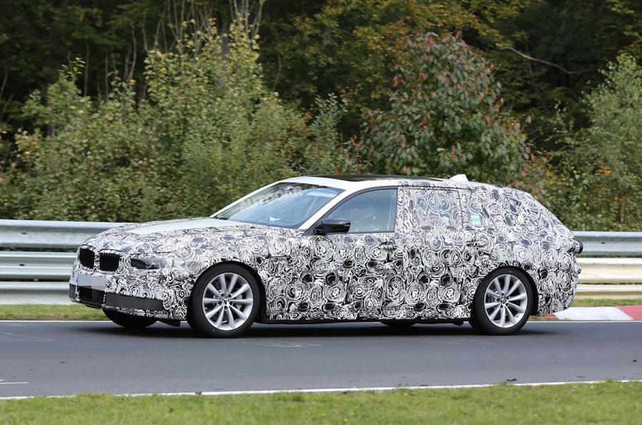 BMW Serie 5 Touring 2017-01