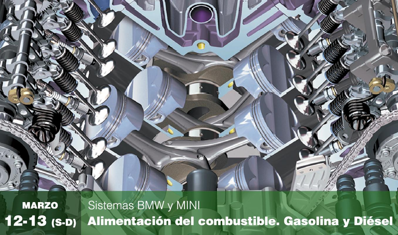 Alimentacion Combustible