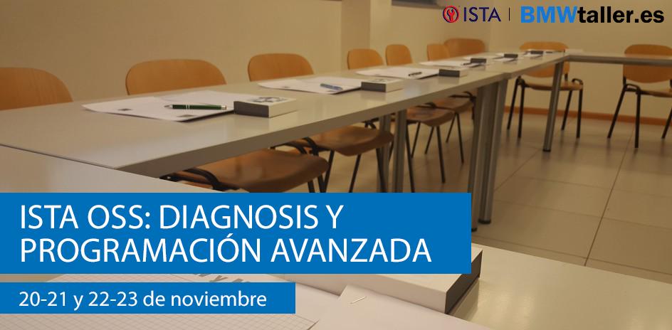 ISTA OSS: Diagnosis y Programación Avanzada