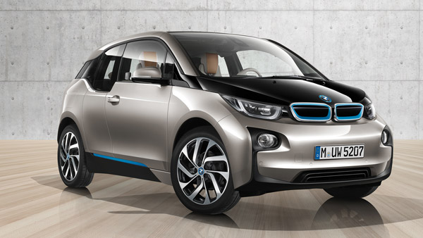 El BMW i3, tan seguro como un vehículo convencional