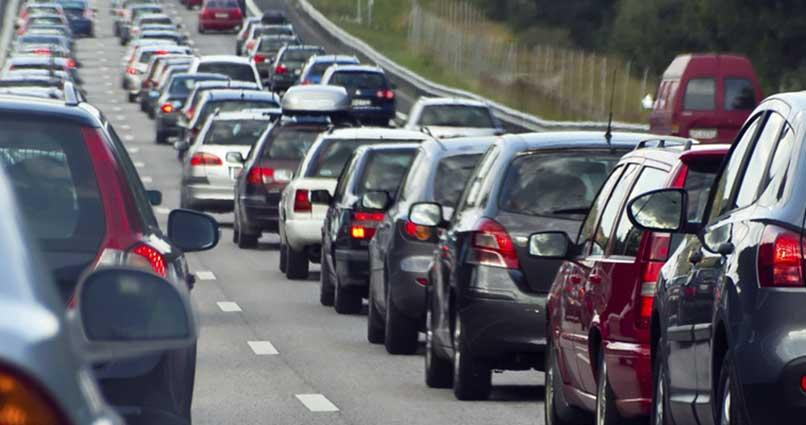 infracciones en carretera