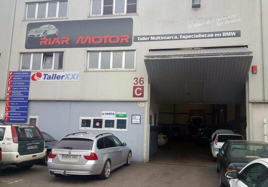 Riar Motor