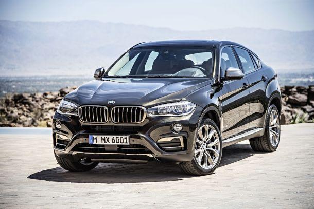 Ya está aquí el nuevo BMW X6